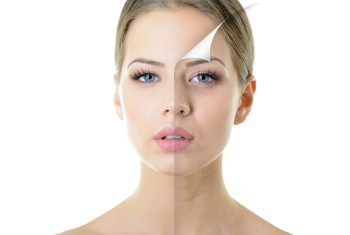 Revitalización facial intensiva-preventiva y antienvejecimiento